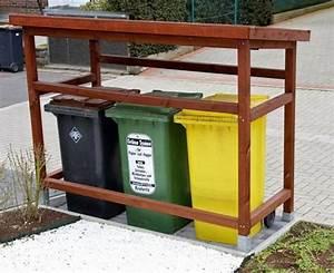 Unterstand Für Mülltonnen : magnet anwendungen m lltonnen deckel magnetisch offen ~ Lizthompson.info Haus und Dekorationen