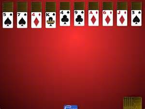 Two Suit Spider Solitaire Fall by The Disintegration Loops Freesoftprofiles