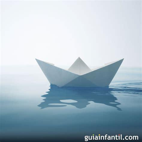 Imagenes De Barcos En Papel by C 243 Mo Hacer Un Barco De Papel Origami