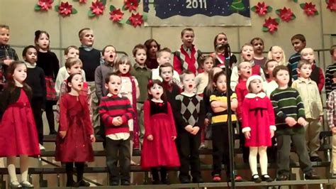 2011 pm kindergarten shawnee elementary concert 270 | maxresdefault