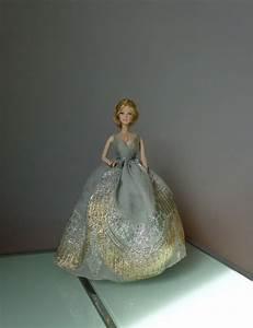 il etait une fois fiche patron barbie robe de soiree With patron robe soirée