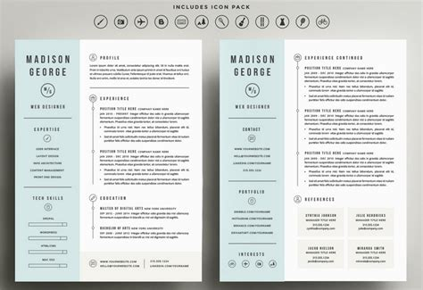 pages resume template haadyaooverbayresort