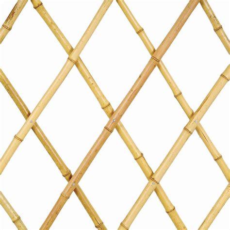 traliccio estensibile traliccio estensibile in bamboo naturale brico io