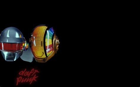 music, Daft Punk, music bands :: Wallpapers