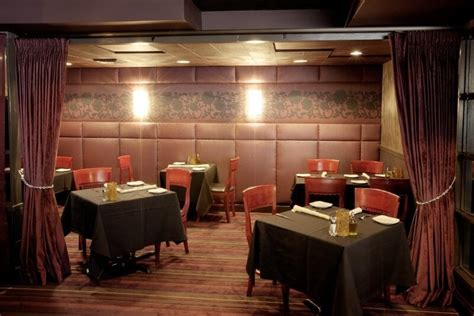 commercial window treatments  restaurants dining