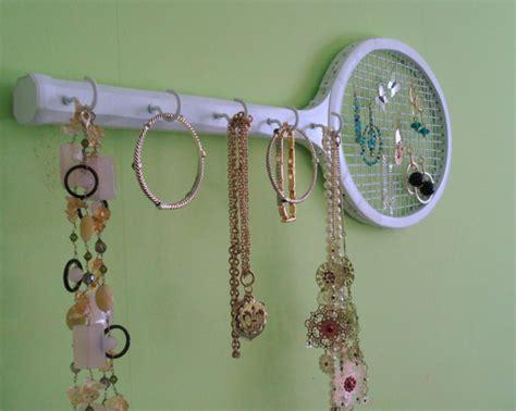 le porte bijoux mural une d 233 co pratique et archzine fr