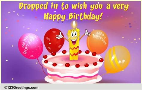 singing birthday free smile ecards greeting cards 123 a wish on your friend 39 s birthday free for your friends