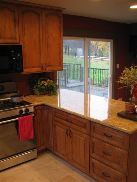 affordable kitchen cabinets with granite counter tops in