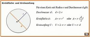 Umfang Berechnen Kreis Online : wie rechnet man den umfang vom kreis wenn man den radius und durchmesser wei schule mathe ~ Themetempest.com Abrechnung