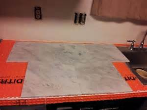 marble countertop hack how to tile over laminate