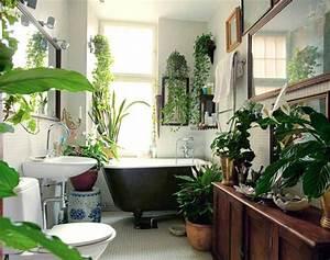 Badgestaltung Mit Pflanzen : pflanzen im badezimmer die besten vorschl ge f r sie ~ Markanthonyermac.com Haus und Dekorationen