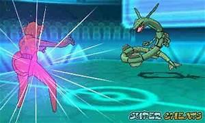Deoxys - Pokemon Omega Ruby