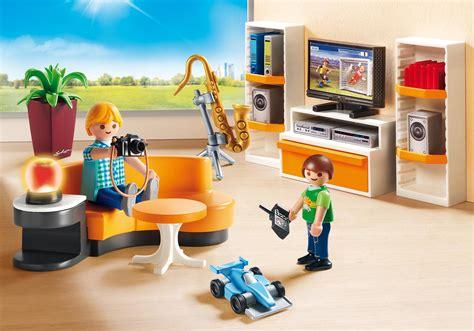 playmobile cuisine wohnzimmer 9267 playmobil deutschland