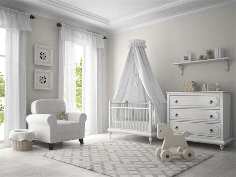 chambre à coucher blanche tipps babyzimmer einrichten babyzimmer einrichten
