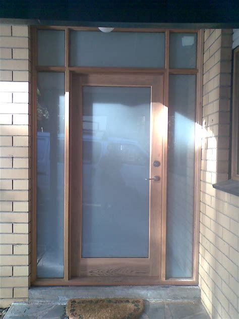 front doors with glass timber front doors the window