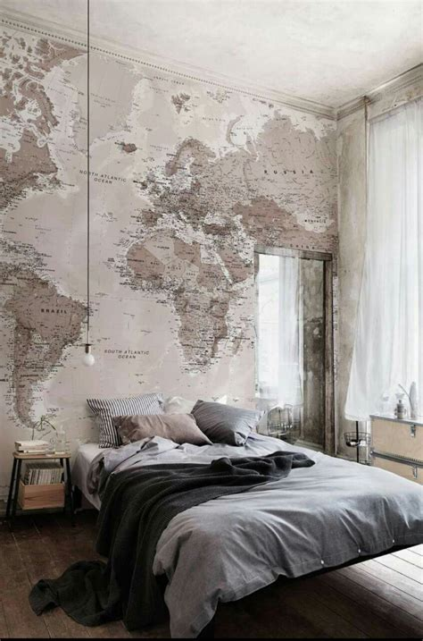 d o chambre b aesthetic rooms in with this wallpaper