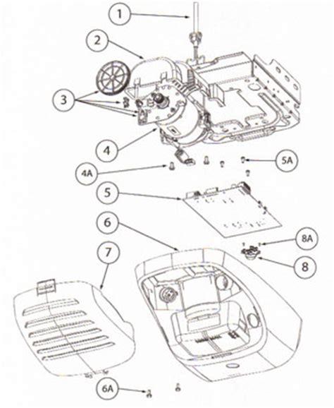 genie medallion garage door opener medallion compatible garage door opener parts trilog