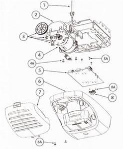 genie opener trilog garage door odyssey 1200 7060 screw With genie circuit board