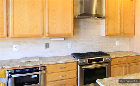 Kitchen Backsplash With Oak Cabinets by Oak Cabinet Backsplash House Furniture