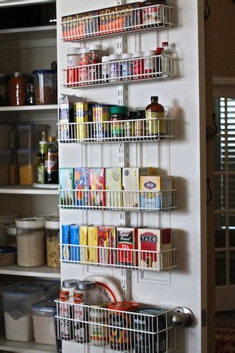 The Door Organizer For Pantry My Chang E 3 And Spice Racks On