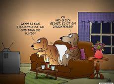 Humor, Holz, Hund ulisteinde