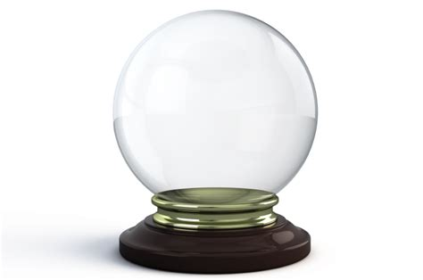 glass ball a brief history of the