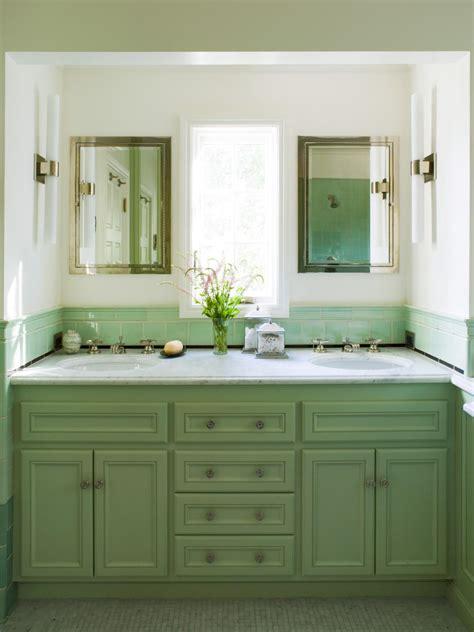 green bathroom green bathroom photos hgtv