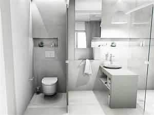 Toilette Mit Dusche : smartes hotelbad ~ Michelbontemps.com Haus und Dekorationen
