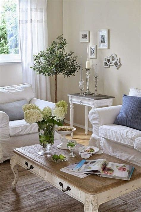 shabby chic livingrooms 26 charming shabby chic living room décor ideas shelterness