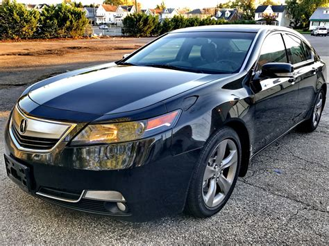 2012 acura tl overview cargurus