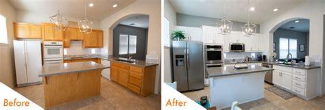kitchen cabinet refinish kitchen remodel  ripon ca
