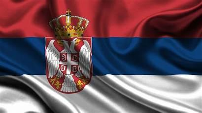 Serbia Flag Cool Russia
