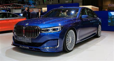 bmw b7 alpina 2020 price 2020 alpina b7 xdrive a limo with 600 hp and a