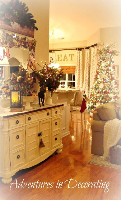 adventures in decorating christmas in the great room