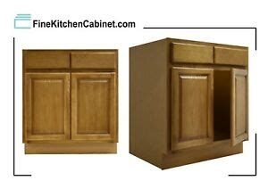 all wood kitchen cabinets ready to assemble all wood rta country oak base cabinet b36 ready to