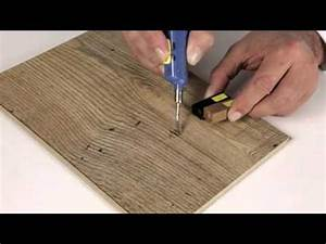 comment utiliser le kit de reparation quick step youtube With kit de réparation parquet stratifié