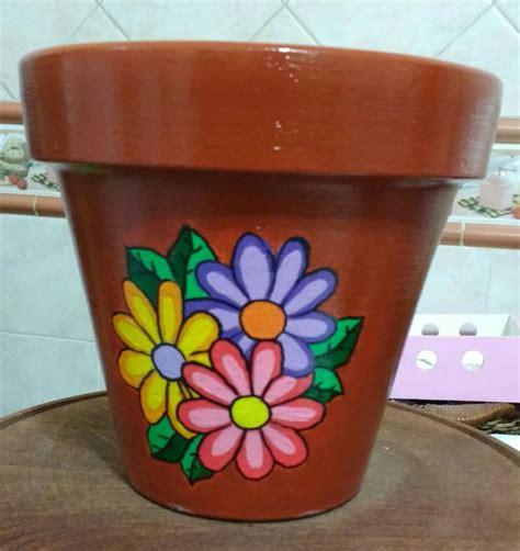 dipingere vasi di terracotta come dipingere un vaso di terracotta best come colorare