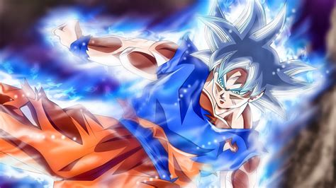 dragon ball super goku ultra instinct avance