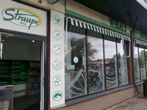 Veikali - Straupes Piens