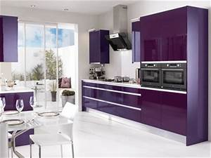 purple kitchen cabinets modern kitchen color schemes With kitchen cabinet trends 2018 combined with red sticker season