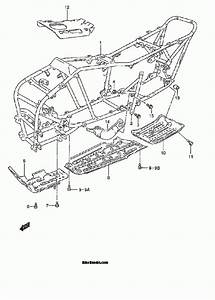 Suzuki King Quad Parts Diagram Su 038 Newfangled Likeness
