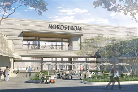 Nordstrom's Relocation At Westfield Utc Includes New