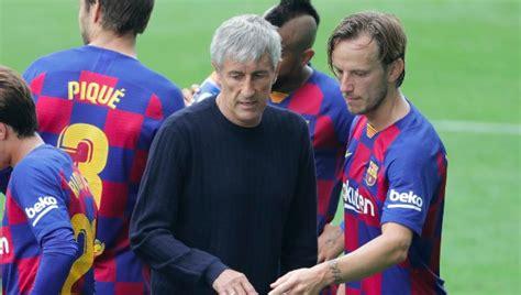 LaLiga: Barcelona coach Quique Setien says he doesn't ...