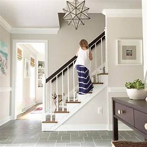 embracing beige paint on our walls young house love With best brand of paint for kitchen cabinets with wall art ideas for hallways