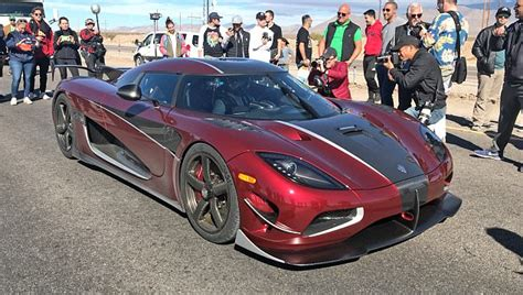 Koenigsegg Agera Rs Becomes The World's Fastest Car