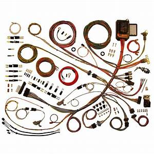 1953 - 1956 Ford F100 Wiring Harness