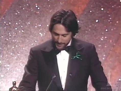 timothy hutton wins robert de niro wins best actor 1981 oscars youtube