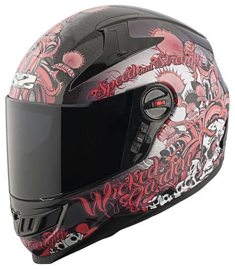 Speed And Strength Ss1300 Wicked Garden Women's Helmet
