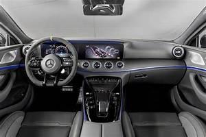 2019 Mercedes Amg Gt 4-door