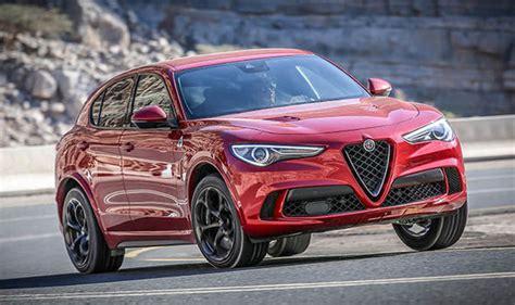 Alfa Romeo Next Car To Be Flagship Suv Bigger Than Stelvio